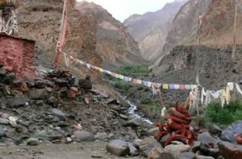 Lamayuru-Hemis via Markha Trek