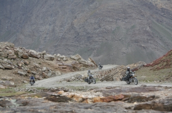 Leh Zanskar Mountain Bike Tour