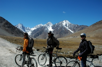 Dhramsala-Spiti Mountain Bike