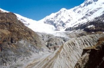 Pindari Glacier Trekking