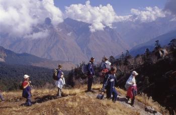 Nanda Devi Trekking