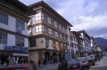 Sikkim-Bhutan Motor Bike