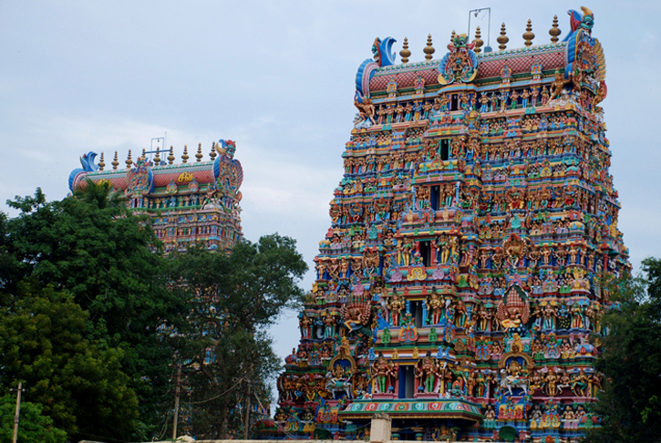 South India temples tours
